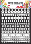 DUTCH DOOBADOO 472.948.010 - DUTCH PAPER ART - BUTTONS