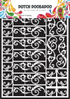 DUTCH DOOBADOO 472.948.006 - DUTCH PAPER ART - SWIRLS