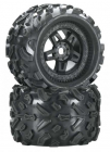 "Pro-Line 110313 Big Joe 3.8"" All Terrain Mounted Front/Rear"