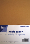 Joy! Crafts Kartong - 8089-0203 - Kraft A4 - 1 stk