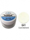 ELISZABETH CRAFT - SILK MICROFINE GLITTER 641 - COOL DIAMOND