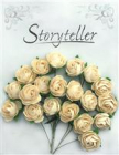 Storyteller - Bestemor rose 6321 - 25mm - Eggeskall