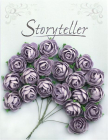 Storyteller - Bestemor rose 6369 - 25mm - Lys lilla