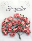 Storyteller - Bestemor rose -Lys Rosa - 25mm - 6345