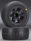 Pro-Line 110211 Road Rage Street Mounted Tire 1/16 (2)