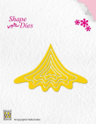 NELLIE SNELLEN - SHAPE DIES SD036 - BUILD-UP CHRISTMAS TREE