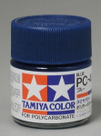 Tamiya PC-4 Blue Color for Polycarbonate
