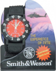 Smith & Wesson Firefighter Watch