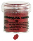 RANGER - EMBOSSING POWDERS TINSEL - RED