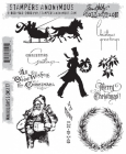 TIM HOLTZ - STAMPERS ANONYMOUS CMS177 - MINI HOLIDAYS #5