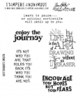 TIM HOLTZ - STAMPERS ANONYMOUS CMS078 - JUST THOUGHTS