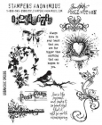 TIM HOLTZ - STAMPERS ANONYMOUS CMS086 - URBAN CHIC