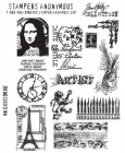 TIM HOLTZ - STAMPERS ANONYMOUS CMS062 - MINI CLASSICS