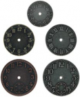 TH; Timepieces Clock Faces