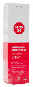 Bilde av STOP 24 SPRAY 75ML