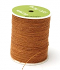 MAY ARTS - BURLAP STRING JUTE SM32 - 1 MM - ANTIQUE GOLD pr.m