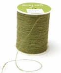 MAY ARTS - BURLAP STRING JUTE SM66 - 1 MM - SAGE pr.m