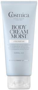 Bilde av COSMICA BODY CREAM MOIST U/P 200ML
