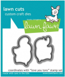 LAWN FAWN DIES LF600 - LOVE YOU TONS