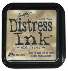 DISTRESS DYE INKS PAD - Old Paper