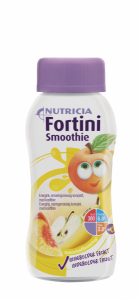 Bilde av FORTINI SMOOTHIE SOMMERFRUKT 200ML