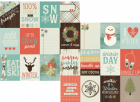 Winter Wonderland - 3x4 Journaling Card Elements