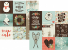 Winter Wonderland - 4x4 & 4x6 Vertical Journaling Elements
