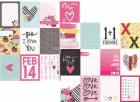Love & Adore - 3x4 Journaling Card Elements