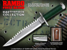 Rambo I Siginature Masterpiece Collection
