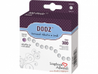 3L - DOTZ - CLEAR SMALL 6mm - 300 stk