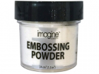 TSUKINEKO IMAGINE - EMBOSSING POWDER 005 - CLEAR