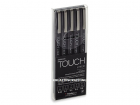 TOUCH LINER - SET MED 5 STK - SORT