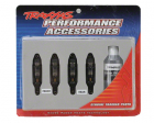 Traxxas 7061X Shocks GTR Hard Anodized (4)