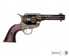 Colt Peacemaker M1886 Engraved