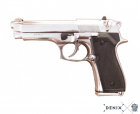Beretta M92 Chrome