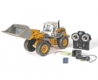 Carson 907202 1:14 Wheeled Loader 2,4 GHz, 100% RTR