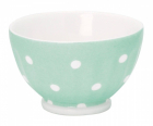 French bowl Naomi mint small