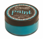 Dylusions paint Calypso teal