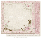 MAJA DESIGN - VINTAGE ROMANCE 822 - SHES MY LADY