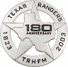 Texas Ranger 180 Years