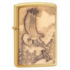 Zippo Where Eagles