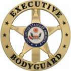 Executive Bodyguard Badge