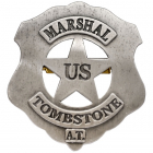 US Marshal Tombstone