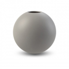 Ball Vase 20 cm - Grey