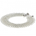 Chain mail bracelet - small