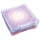 ARTBIN 6953AB - STORAGE BOX - TRANSLUCENT 6x6