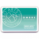 HERO ARTS - OMBRE INK PAD AF310 - MINT TO GREEN