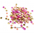 NEAT-TANGLED MIX - PALJETTER - SEQUIN NAT034 - PIXIE DUST