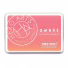 HERO ARTS - OMBRE INK PAD AF312 - LIGHT TO DARK PEACH