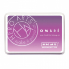HERO ARTS - OMBRE INK PAD AF313 - LILAC TO GRAPE